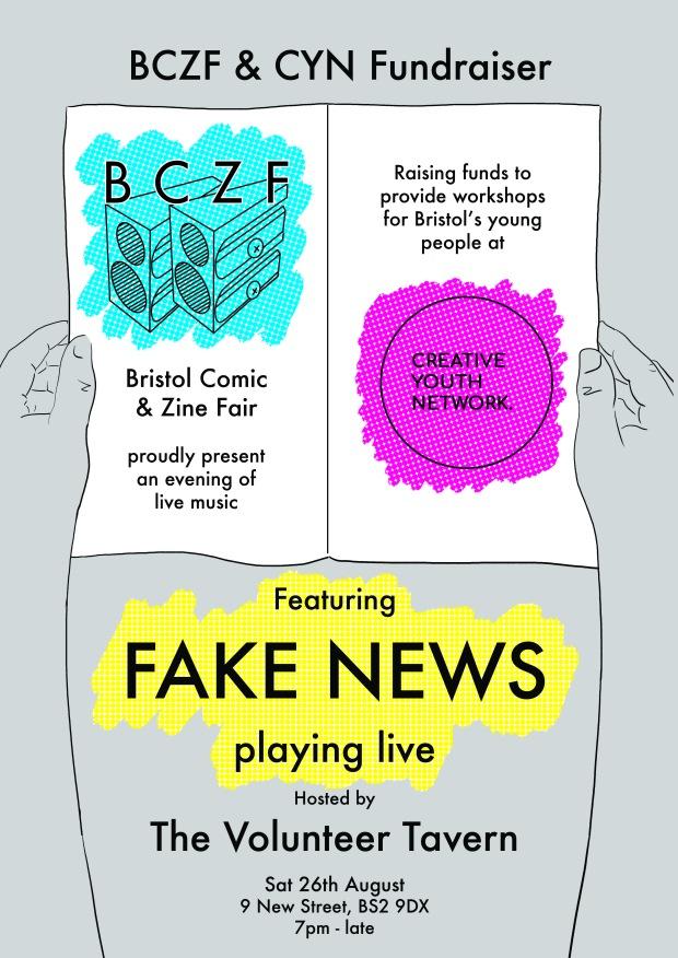 BCZF CYN fundraiser
