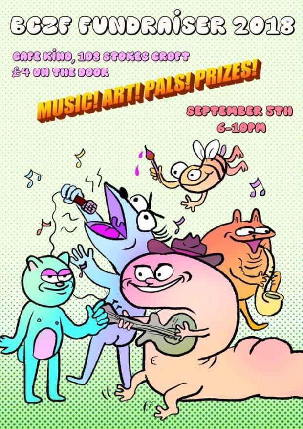 BCZF Kino Fundraiser
