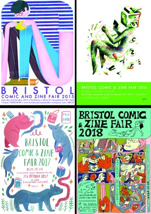 BCZF Old posters 2